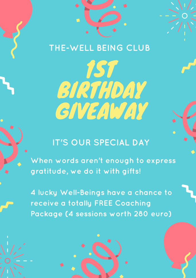 The well-Being Club